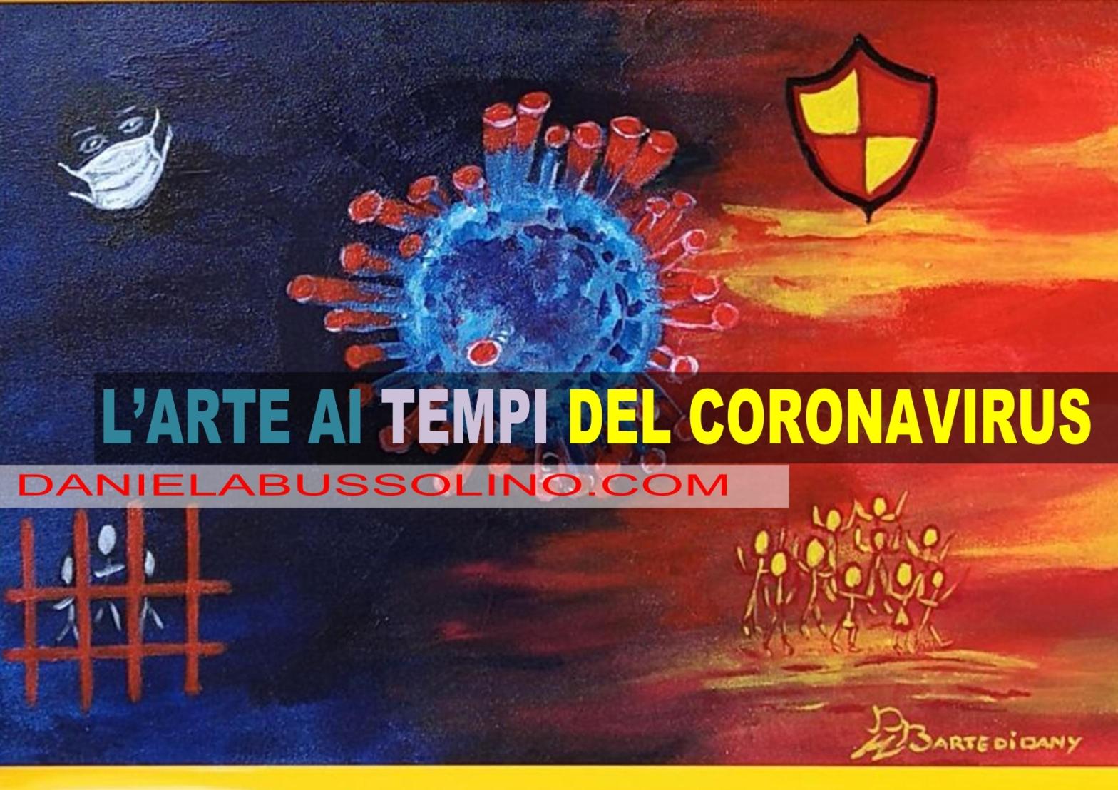 daniela bussolino e il coronavirus